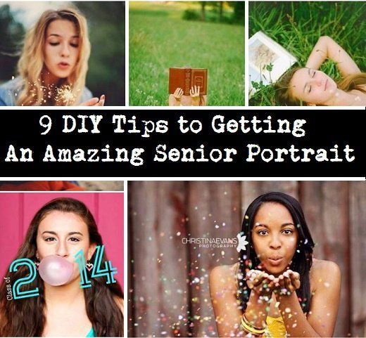 9 DIY Tips to Getting an Amazing Senior Portrait   Neatologie