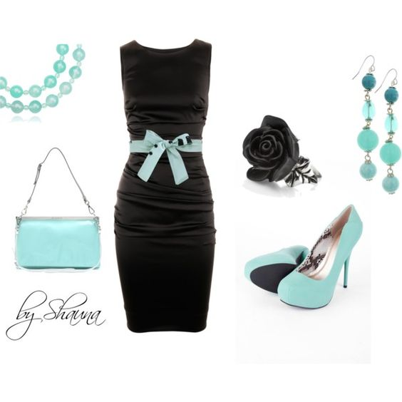 I feel like this is a mix between Breakfast at Tiffany's AND Tiffany's PERFECT!