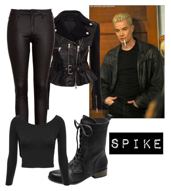 Spike clit jeans dawn