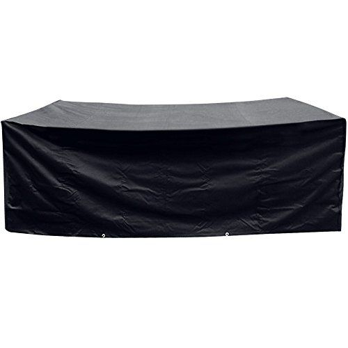 Anpro Mobel Schutzhulle 200x160x70cm Polyester Mobel Abdeckhaube