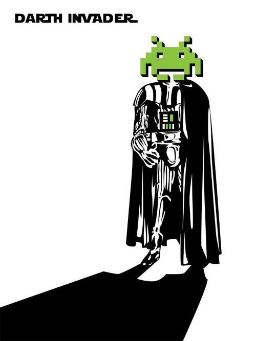 The darth invader