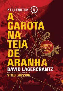 Resenha do livro de David Lagercrantz, que dá sequência à série Millennium criada pelo sueco Stieg Larsson.