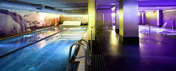 Gimnasios con piscina, club deportivo en Barcelona y alrededores I Clubs DIR