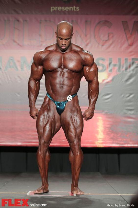Victor Martinez - Men's Open - 2014 IFBB Tampa Pro #1