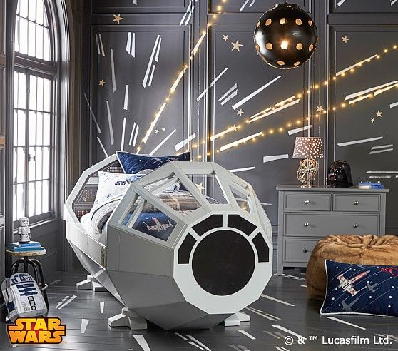 Amazing Star Wars Bed