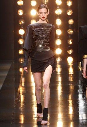 Alexandre Vauthier, haute couture été 2014 - L'officiel de la mode