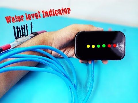 Make Water Level Indicator With Alarm System At Home Electronic Corner Youtube Wireless Home Security Systems Home Security Systems Security Alarm