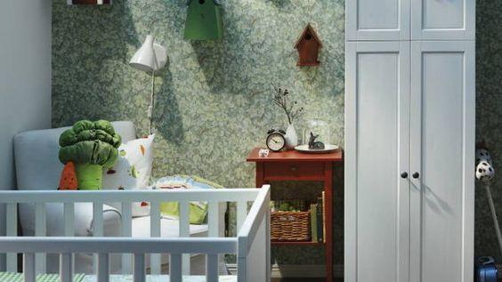 Cuisine Moderne Japonaise : Chambre retro bébé  I N T E R I O R S  Pinterest  Retro