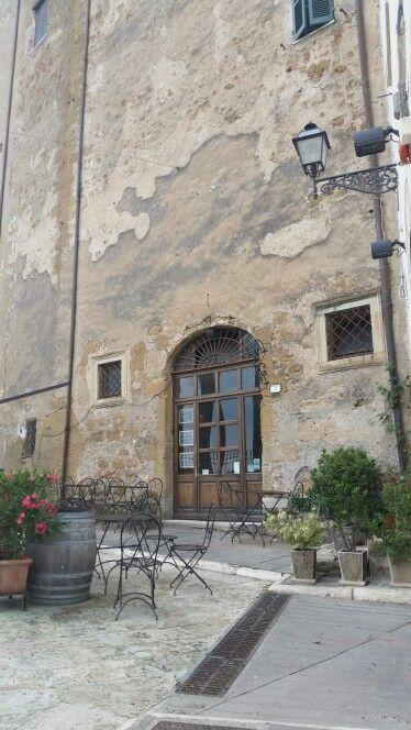 #Pitigliano #Toscane #Italy