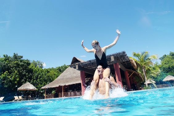 www.sandos.com #SelectClub #Adults #Only #Pool #SandosCaracol