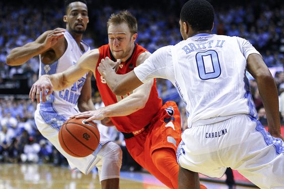 Trevor Cooney scored 28 points against North Carolina. Syracuse did all that it could against No. 13 UNC, but that still wasn't enough for the upset win.