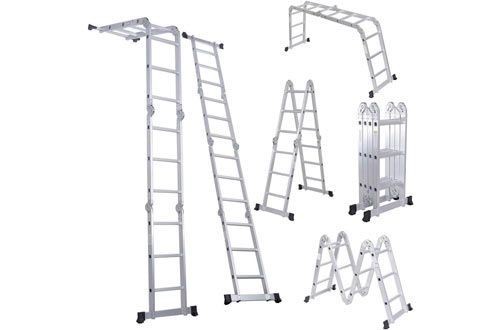 Top 10 Best Folding Ladders Aluminium Ladder Scaffold Ladder Best Ladder