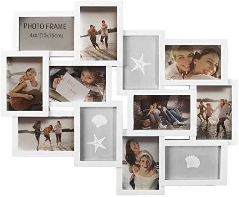 4 X 6 Photo Collage Frame Uk Framed Photo Collage Family Photo Frames Wall Hanging Photo Frames