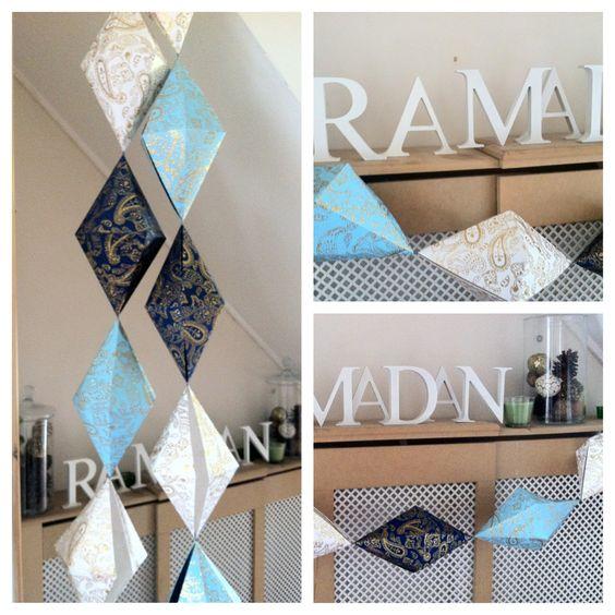 20 Wonderful Eid Mubarak Ideas: Ramadan Decoration 2012 - Islamic Craft