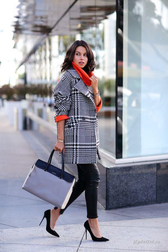 Уличная мода: Признанная красавица Аннабель Флёр: новые модные образы