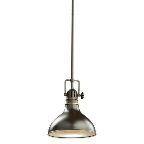 Kichler Lighting Mini Pendant 1 Light 2664