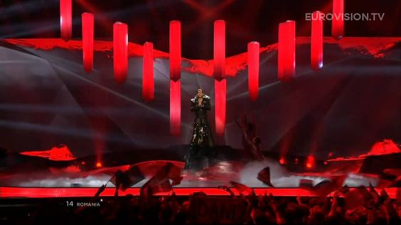 only teardrops final eurovision