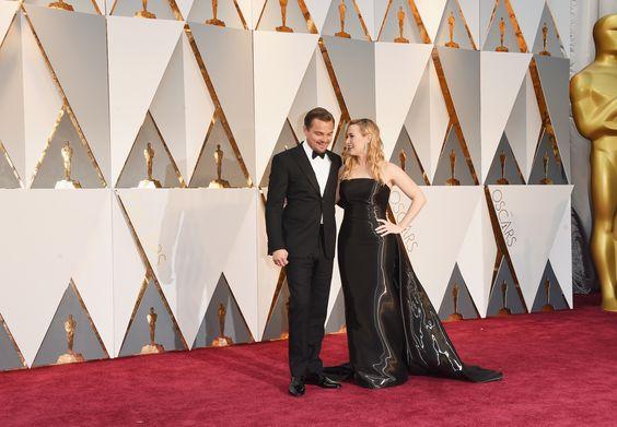 Leonardo DiCaprio e Kate Winslet: