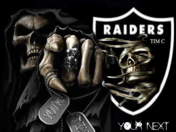 Raiders Fans And Love This On Pinterest