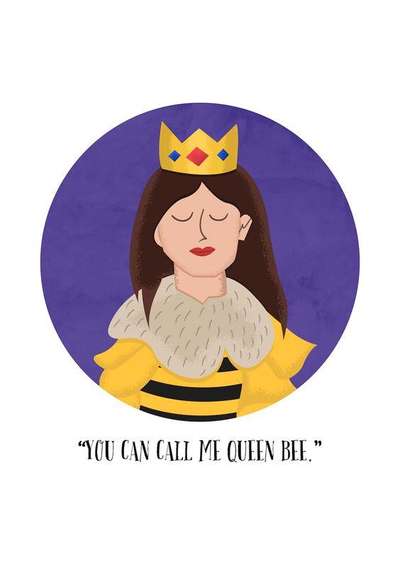 Queen Bee by Donovan Quek