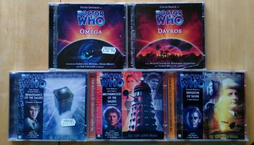 #Doctor who big #finish #collection,  View more on the LINK: http://www.zeppy.io/product/gb/2/322085690636/