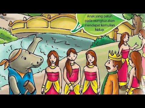 Dongeng Sebelum Tidur Keikhlasan Putri Bungsu Dongeng Bahasa Indonesia Family Guy Film Animation