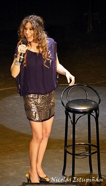 Concierto de Tamara en el Circo de Marte - La Palma  - http://www.multimedia.larevistadelapalma.com/tamara-en-el-teatro-circo-de-marte/