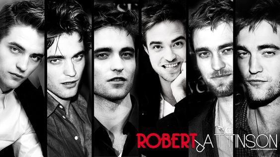 Who's that? The one the only Robert Pattinson