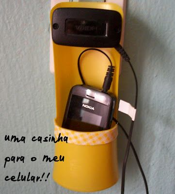 How to make a recycled bottle charging cozy · Recycled Crafts