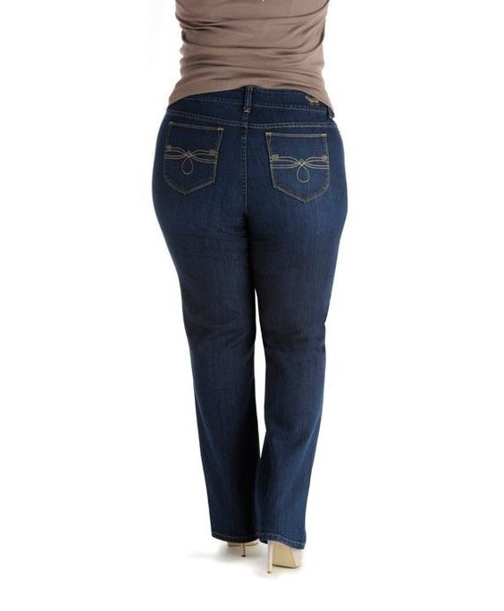 Lee perfect fit straight leg stretch jeans women's size 14 NEW ...