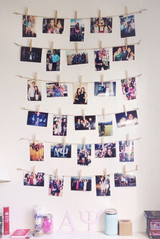 heres 8 ideas to decorate your uni halls room uni hall and decorating - Decorate Pictures