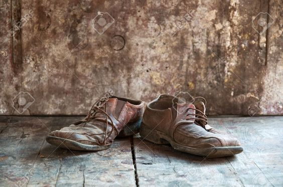 worn leather slippers - Google Search
