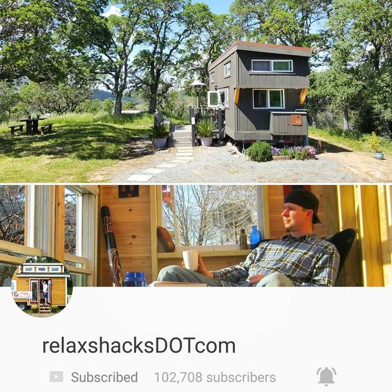 Check Out The Full Video Tour Of Our Tiny House On