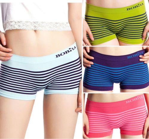 Logo Lady Boxers - Pieces - Mint - Briefs - Underwear - Women ...