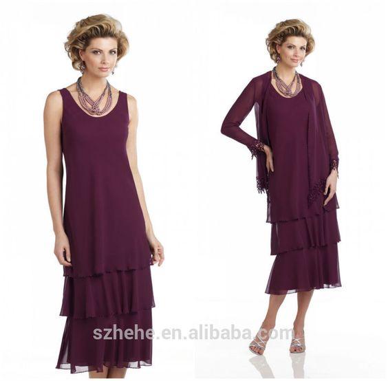 jm. bridals cw3453 bescheiden chiffon lange mouw bordeaux thee lengte moeder van de bruid jurk jas-andere bruiloft kleding-product-ID:60038396482-dutch.alibaba.com