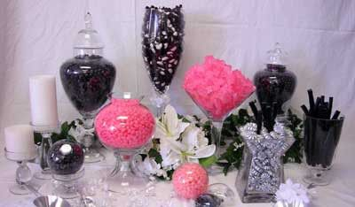 Pink and black wedding ideas robinandmarty  Pink and black wedding ideas  Pink and black wedding ideas