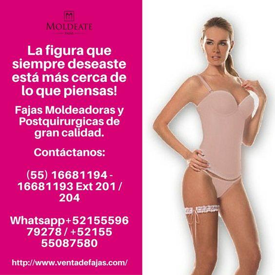 Nuestras fajas moldeadoras harán de tu fisico algo espectacular. #FajasColombianas #FajasdeCalidad #VentadeFajas