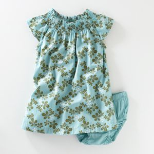 Tea Collection - sweet and fresh dress! $35 love the colors and slight retro feel.