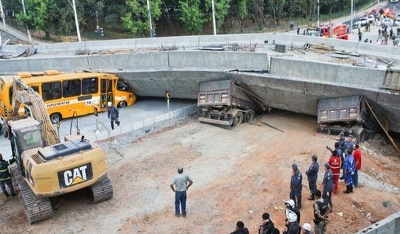 Viaduto Batalha dos Guararapes em Belo Horizonte será implodido dia 14