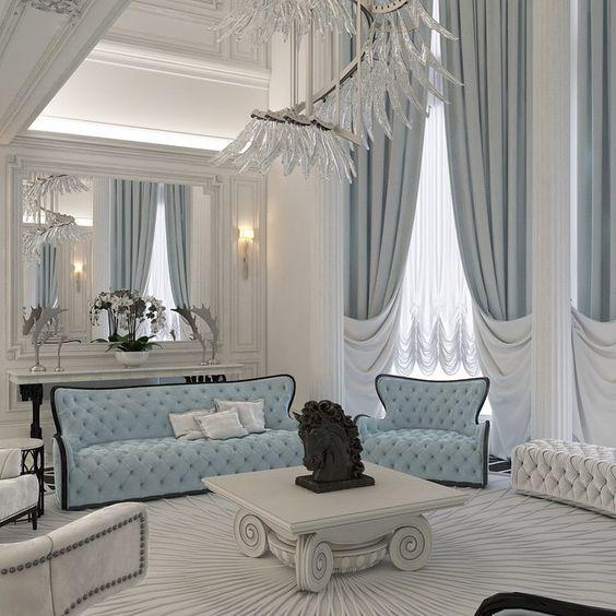 Tiffany blue. Post by majlisdesign on Instagram   Vibbi   design walls
