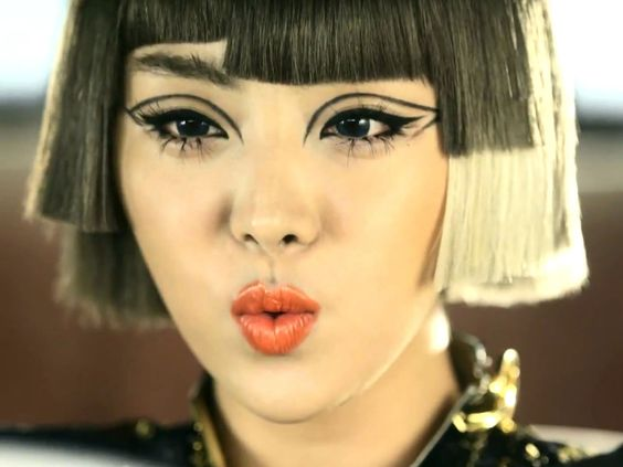 Strange Brown Eyed Girls Kpop And Music Bands On Pinterest Short Hairstyles Gunalazisus