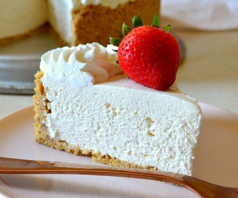 Best Ever No Bake Cheesecake Recipe Easy Cheesecake Recipes Baking Cheesecake
