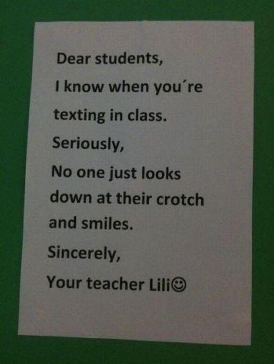 Δάσκαλοι για γέλια μέχρι δακρύων