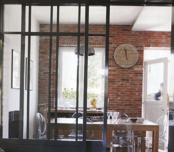 isabelle h. décoration et home-staging: maison style industriel ...