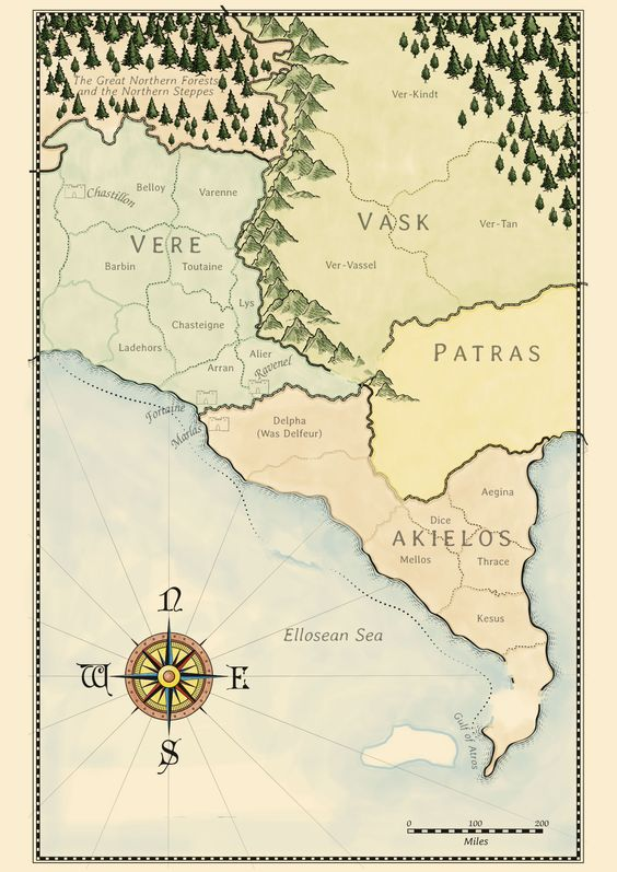 Explore the world and lore of C.S. Pacat's Captive Prince trilogy. Prepare to be enslaved.: