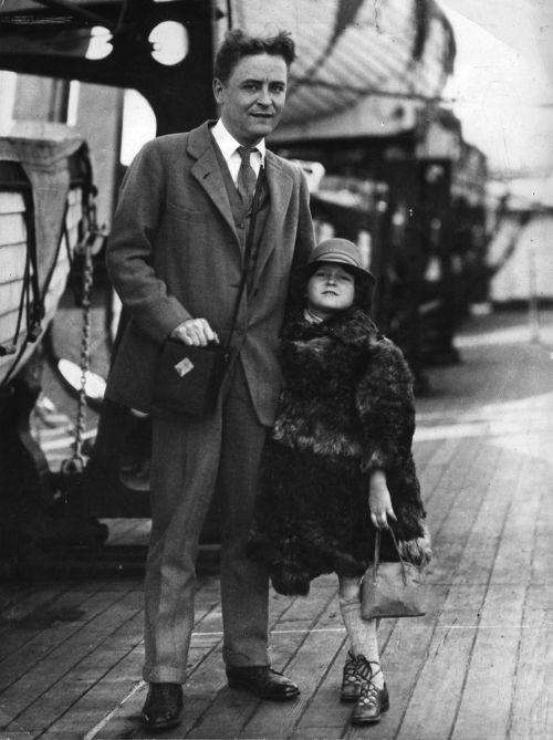 Frances Scott Scottie Fitzgerald Children