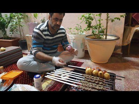 طريقة تحضير الكباب Youtube Arabic Food Cooking