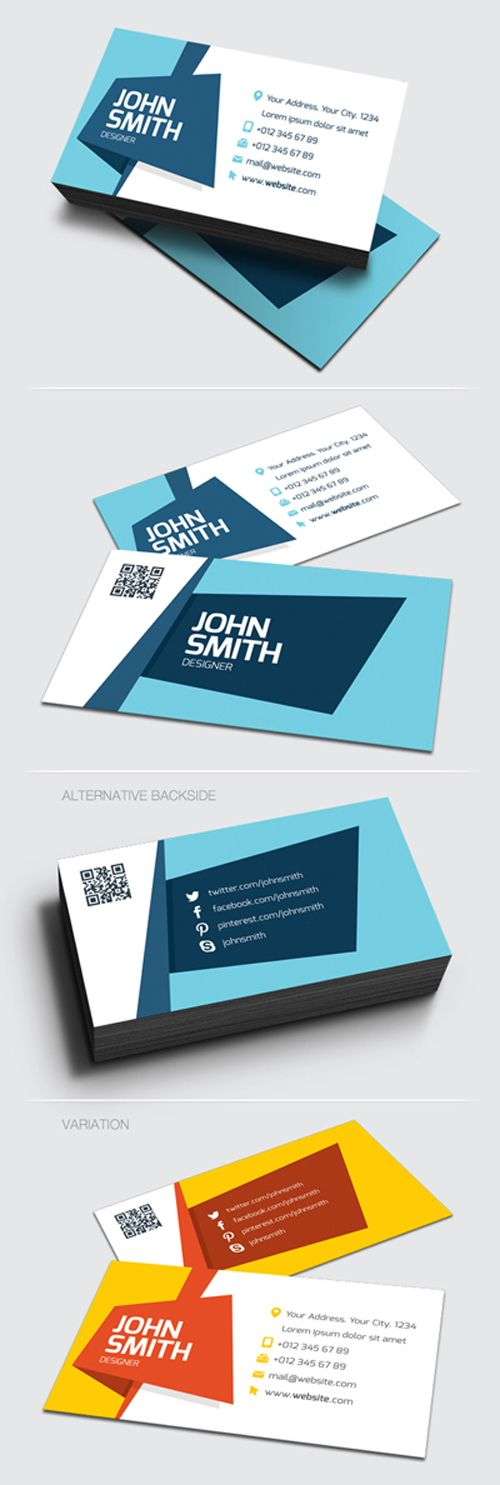 1000+ images about Business card idea on Pinterest | Black ...