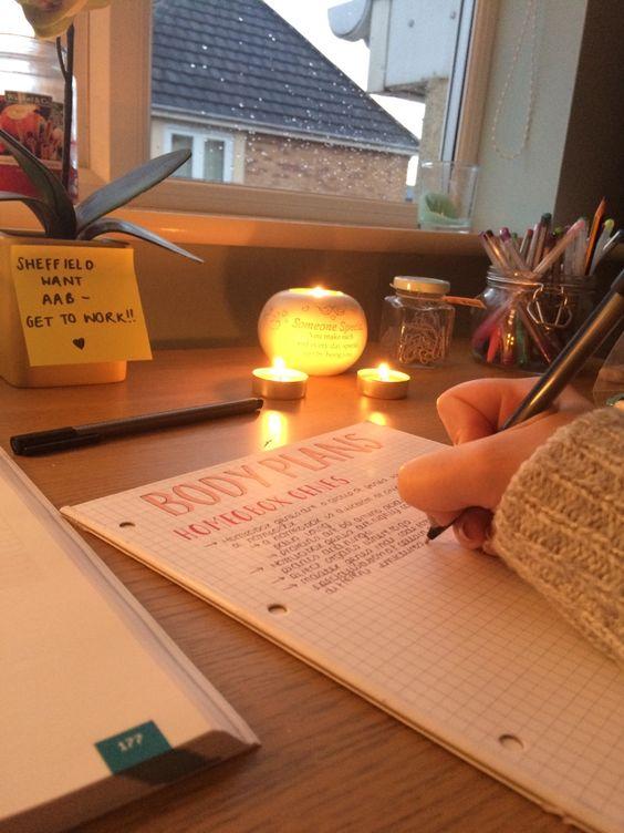 Estudar.