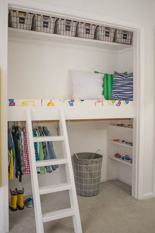 Easy And Clever Kid S Room Storage Ideas In 2020 Kids Bedroom